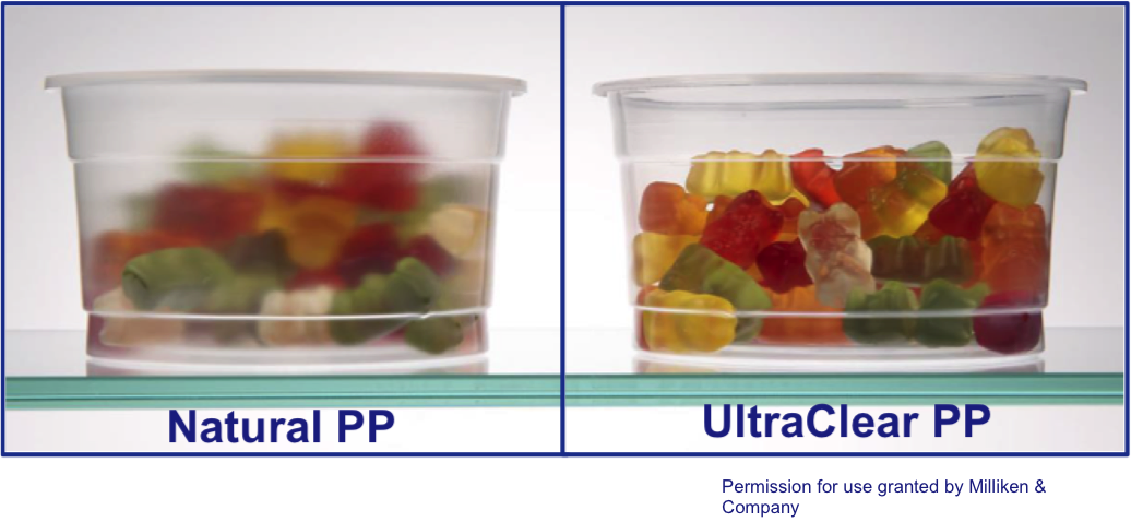 Natural PP vs UltraClear PP