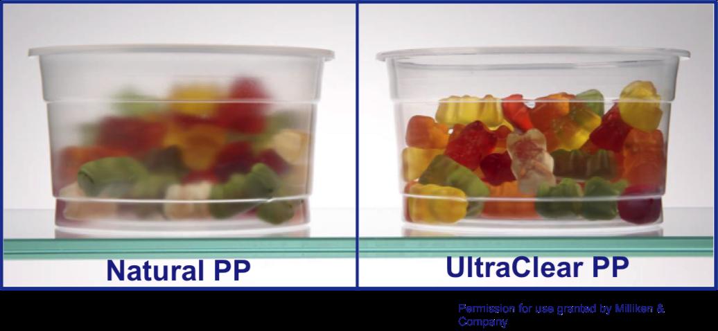 Natural PP vs UltraClear PP