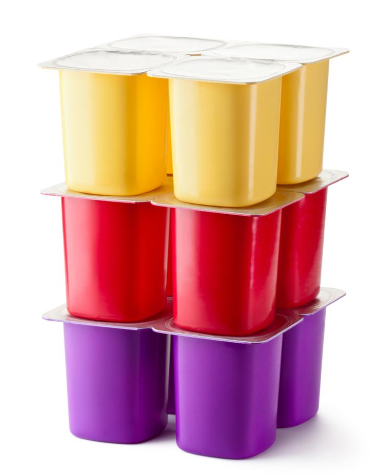Yogurt Containers